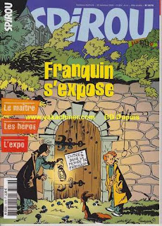 Franquin, sur yakachiner.com