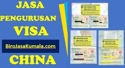 jasa pengurusan visa china jakarta