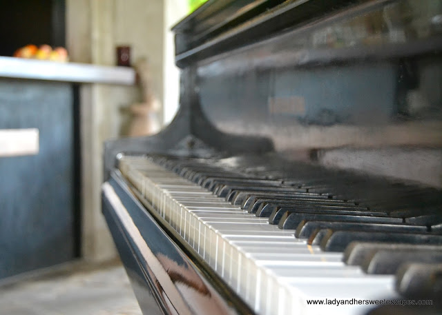 piano in Punong Garys Place