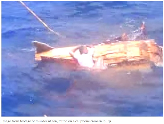 Unsolved Murder Case At Sea Captured On Video