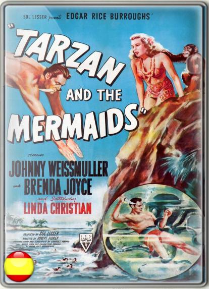 Tarzán y Las Sirenas (1948) DVDRIP ESPAÑOL