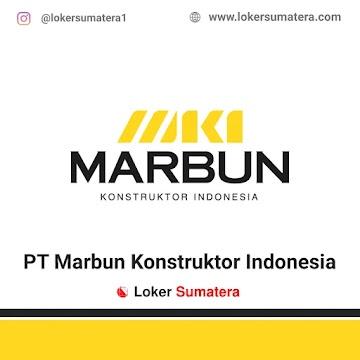 Lowongan Kerja Pekanbaru: PT Marbun Konstruktor Indonesia April 2021