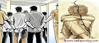Ahmednagar (Maharashtra Development Media) - A case has been reported of kidnapping a child going to school in Sangamner to recover a million rupees. After the kidnapping, the criminals demanded ransom on the phone to the father of the clothes trader Victim's child. The police started tracing the kidnappers using their sources, after which the criminals left the child in a village near the city and fled from there. Police have arrested three suspected criminals in this case. Manoj Kataria's son Daksha (age 12 years), director of Sangaria's Kataria Cloth, studies in the Global School. Like every morning, when Daksha came out of the house to go to his school, while waiting for the school bus at some distance from the house, the criminals who came in the Indica car picked up Daksha and put him in the Indica car and ran away. After some time the abusers called the father of the child and informed him about the kidnapping. On hearing this, Daksha's parents got nervous. He came to know about this by contacting the first school and the bus driver, but the child did not reach the school. After that, the parents went to the police and informed the police about the whole case. The detractors demanded a ransom of ten crore rupees by the message near Katariya. In view of the magnitude of the incident, the police started their investigation process and got information and CCTV. Through the footage, the police started searching for the kidnappers. After getting clues to the police, the culprits thought of going behind bars at any time, after which the criminals left the child in Sukwadi near Sangamner and ran away. After the boy found a young man in Sukwadi, the young man informed the police about it. The police immediately reached the spot and handed the child to his parents. In the investigation of the case, the police arrested three suspected criminals. The police is busy in the search of the criminals who have escaped in this case.