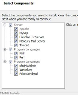 instal xampp 2 - Cara Gampang Install Xampp Webserver Di Windows