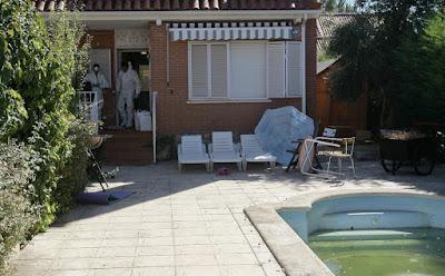 Dos niños de 4 y 1 año entre los cuerpos encontrados descuartizados en  Guadalajara, España