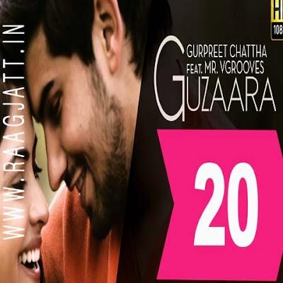 Guzaara by Gurpreet Chattha lyrics