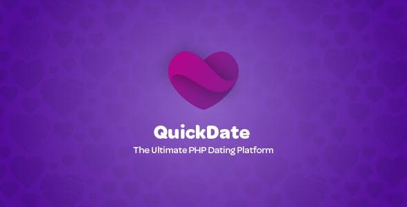 QuickDate v1.2.2 - The Ultimate PHP Dating Platform - nulled