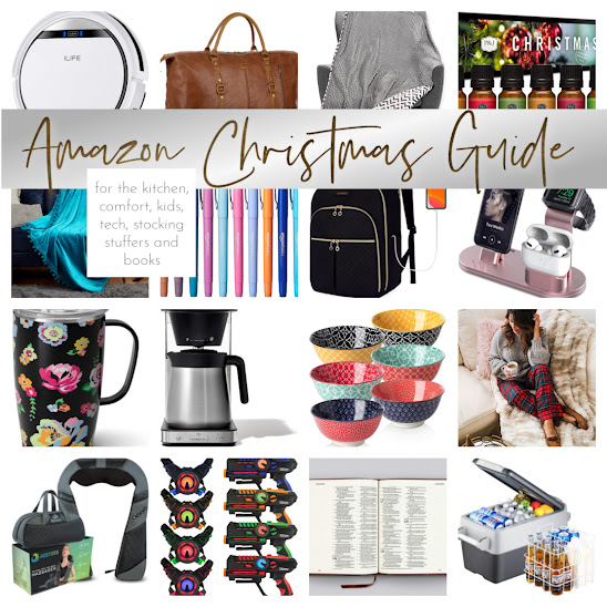 Amazon Christmas Guide for the Holidays