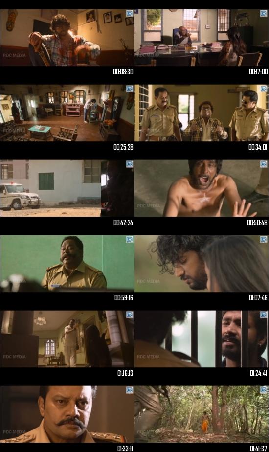 Huccha 2 2019 Hindi Dubbed 720p 480p Full Movie Download
