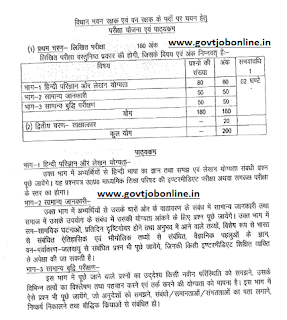 UPSSSC Forest Guard, Wildlife Guard 655 Govt jobs Recruitment 2019 Apply Online Exam Pattern And Syllabus