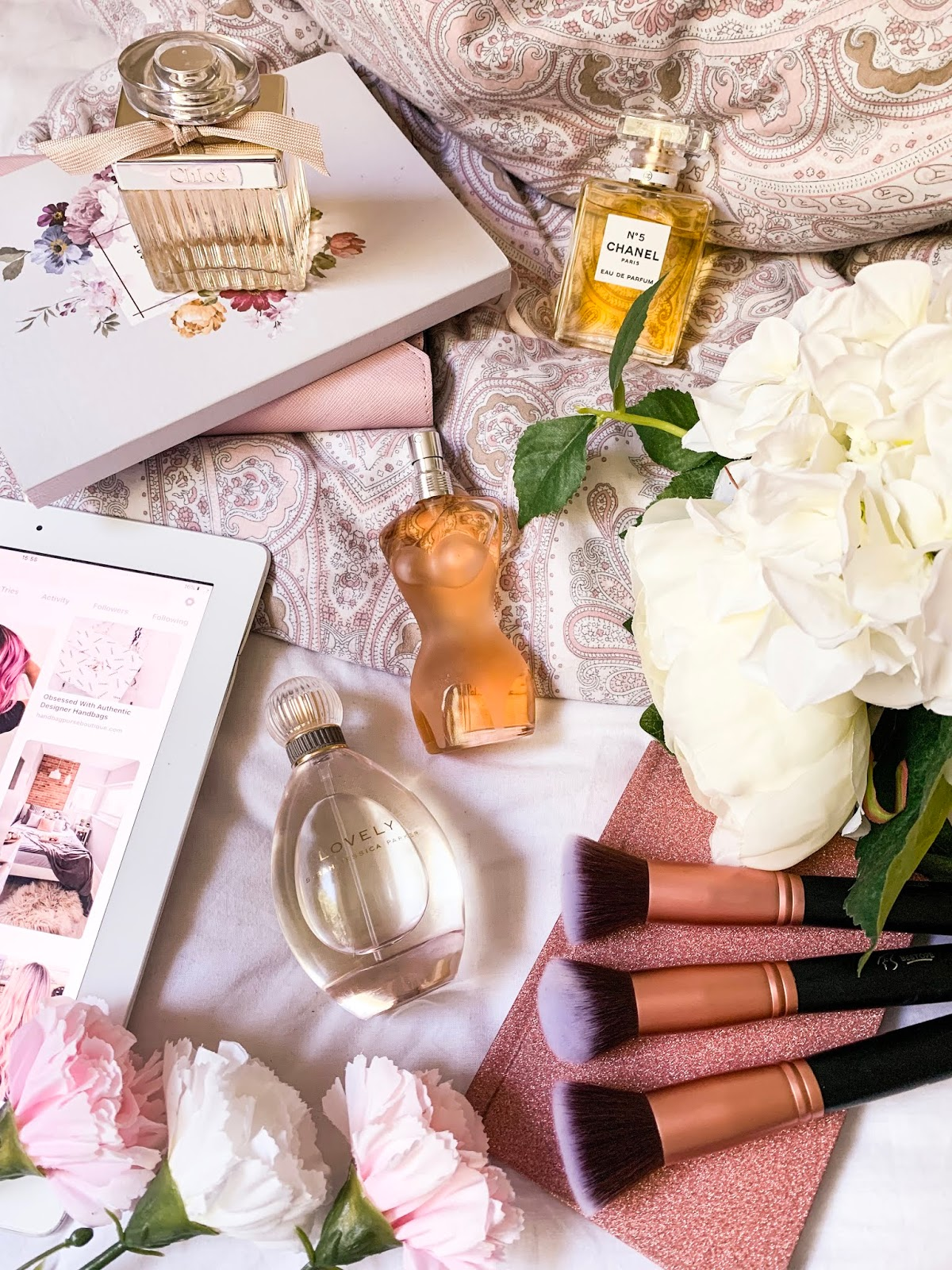 Perfumes Perfect For Summer