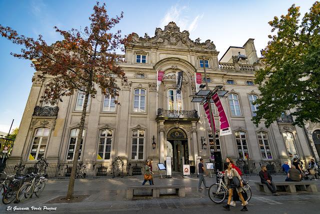Palacio Real, Paleis op de Meir - Amberes por El Guisante Verde Project