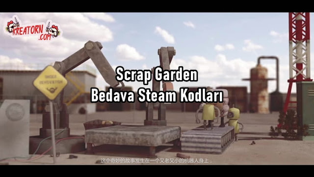 Scrap-Garden-Bedava-Steam-Kodlari