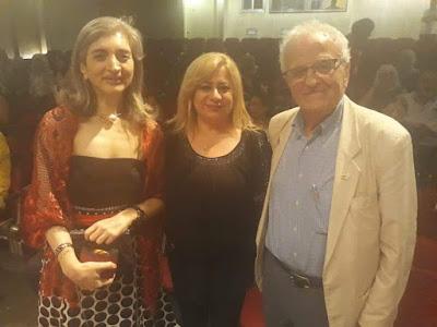 السفير الروسى والتجمع الشعبى البيروتى يكرمون عدد من الفنانين والاعلاميين وسيدات المجتمع اللبنانى بعيد الموسيقى بالمركز الثقافى الروسى ببيروت