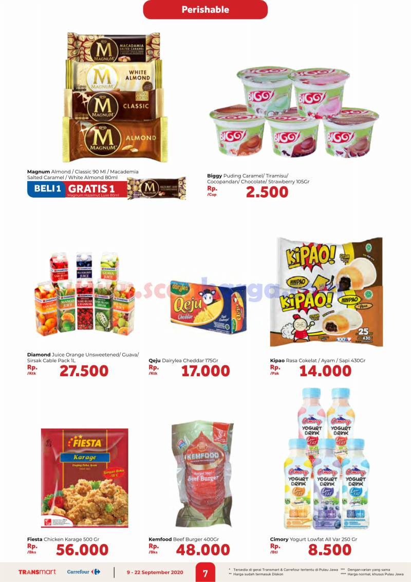 Katalog Promo Carrefour 9 - 22 September 2020 7