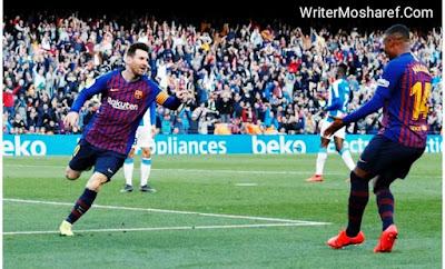Messi's performance was not surprised by buskets - মেসির পারফরম্যান্সে বিস্মিত নন বুসকেতস।