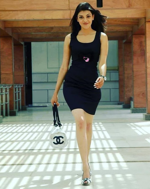 Kajal Aggarwal(Actress), Wiki, Age, Boyfriend, Family, Biography and More