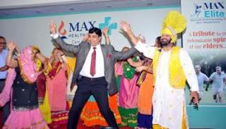 Max Hospital organizes 'Care for the Caregiver' program in Yamuna Nagar
