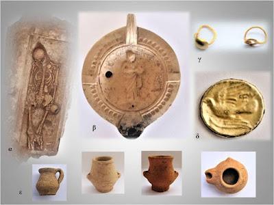 Αρχαία Τενέα : Μεταξύ των σημαντικότερων αρχαιολογικών ανακαλύψεων του 2018
