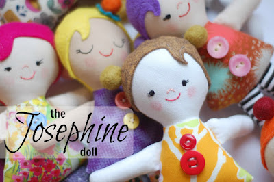 gratis patroon josephine doll