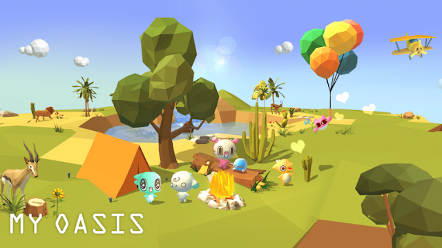 My Oasis hack Apk