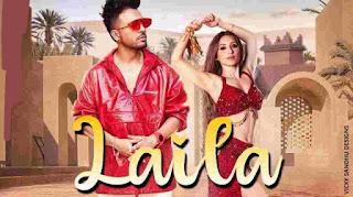 Laila Lyrics in English - Tony Kakkar