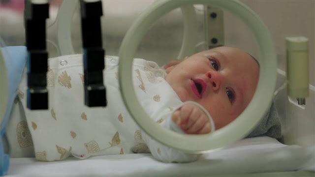 Bebelusul lui Ceren si al lui Cenk traieste!