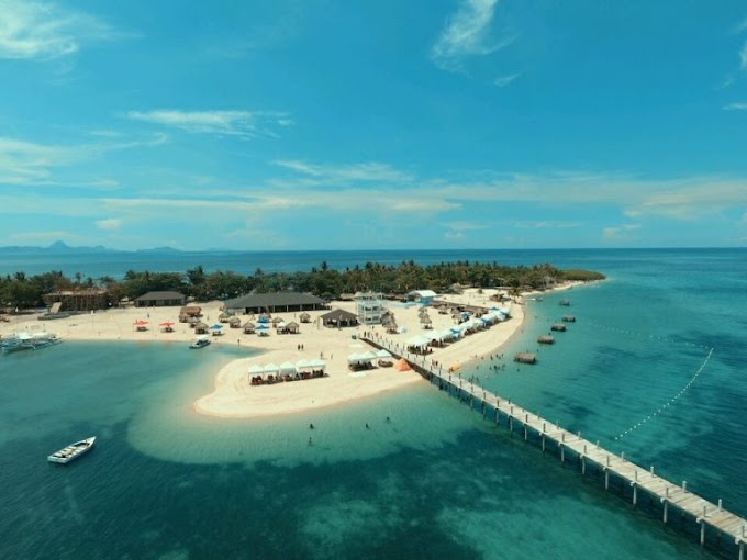 Lakawon Island Resort : How To Get There