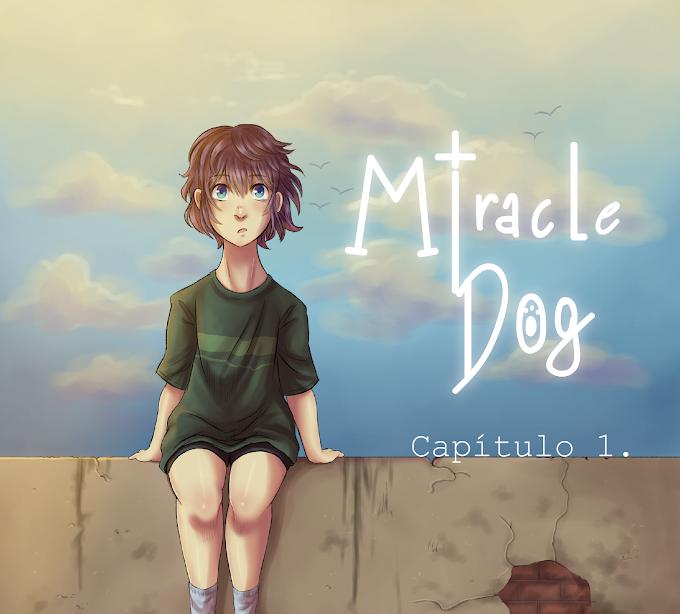 Lançamento Arte BR -  Miracle Dog - Cap 01
