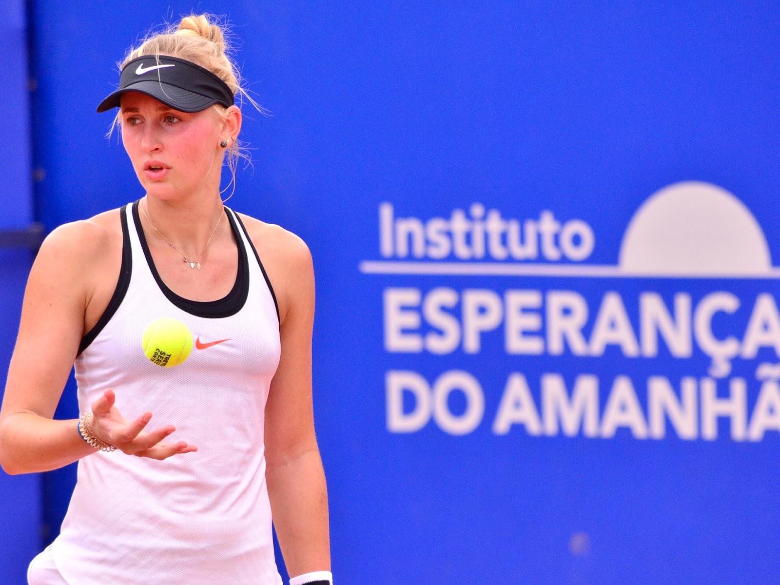 447e1a8ebfe Curitiba recebe pela sexta vez o Circuito Feminino Future de Tênis ...