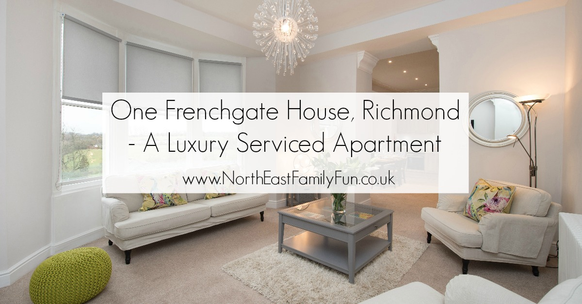 We review One Frenchgate House - A Luxury Serviced 4 Bedroom Apartment in Richmond, North Yorkshire. Available to rent for holidays and short breaks.