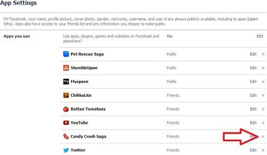 how to remove games from facebook sidebar