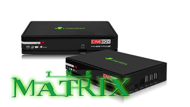 CINEBOX MAESTRO HD NOVA ATUALIZAÇÃO V4.65.1- 05/06/2020
