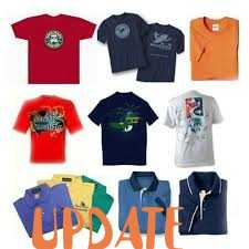 Promotional things. victimization Embroidery and warmth Transfers in Promotional wear