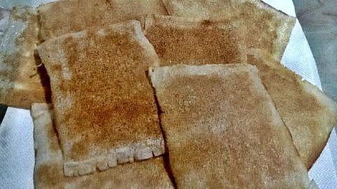Láminas de pasta brick