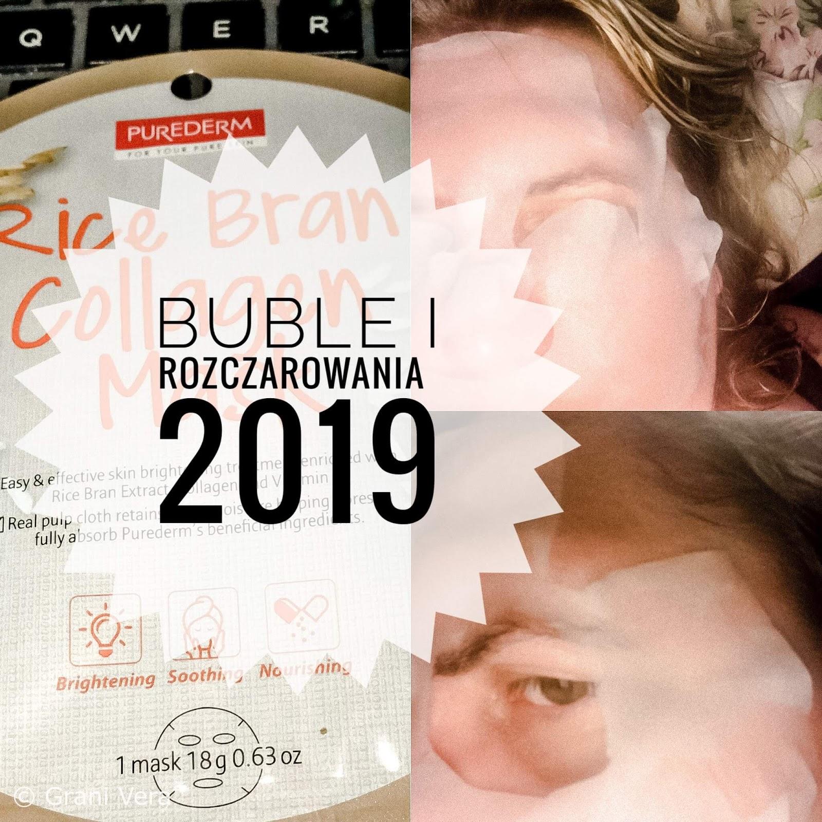 Buble i Rozczarowania 2019