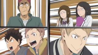 ハイキュー!! アニメ 3期1話   Karasuno vs Shiratorizawa   HAIKYU!! Season3