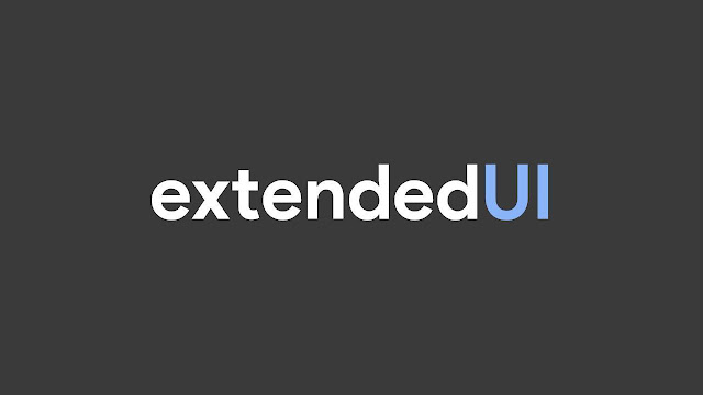 Custom ROM ExtendedUI 1.2.1 Official for Whyred