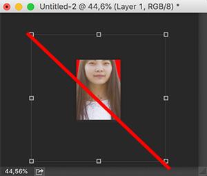 cara membuat ukuran pas foto 4x6 di photoshop