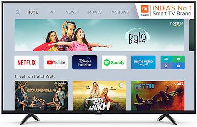 1. Mi 4A PRO Full HD Smart LED TV (43 inch)