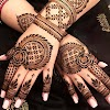 300 + Arabic mehndi designs for front hands Simple and Easy Images - Photo
