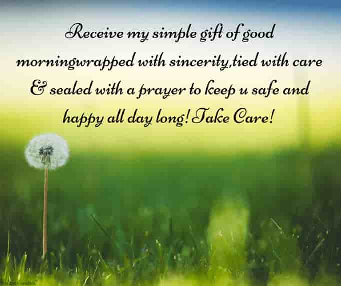 prayer to keep you safe sms