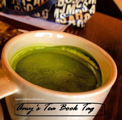 Amy's Tea Book Tag