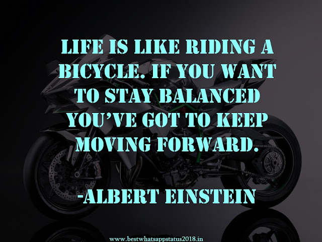 bike quotes and sayings