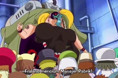 One Piece Episode 693 Subtitle Indonesia