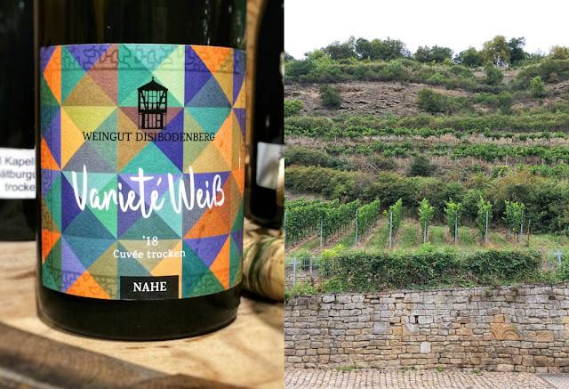 Weißwein aus dem gemischten Satz vom Weingut Disibodenberg in Odernheim an der Nahe.