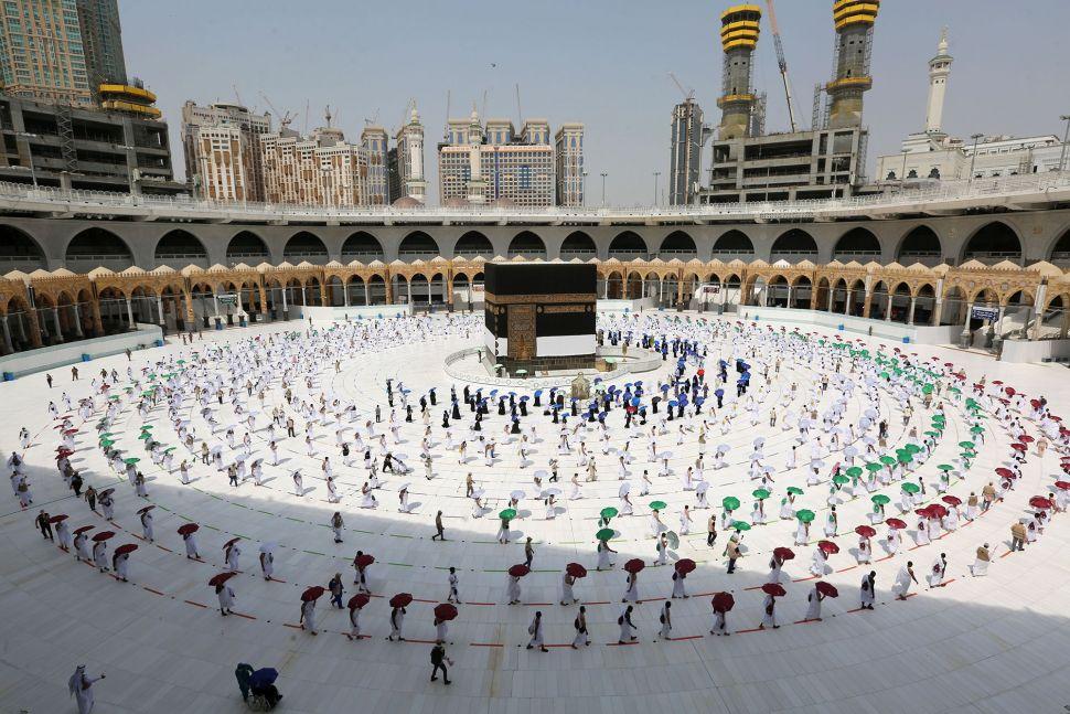 5 yang Beda di Haji Tahun Ini, dari Tawaf Sampai Air Zam Zam