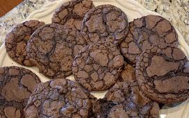 brownie cookies Homemade recipe