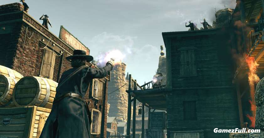 Call of Juarez Bound in Blood PC Full Español