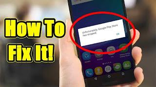 Tutorial Cara Mengatasi Aplikasi Terhenti di Android Terbaru 2021